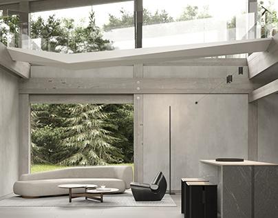 ART ECO residence by Artem Babayants Architects