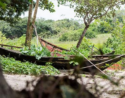Suipé, distrito de São Gonçalo do Amarante - Ceará.