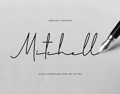 Mitchell Signature