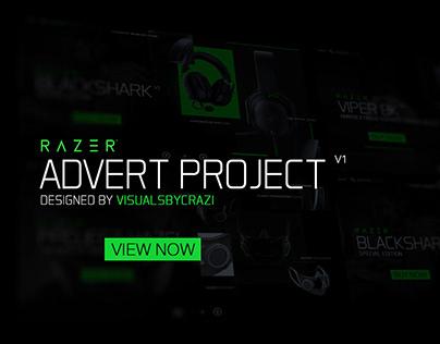 Razer Advertising Project
