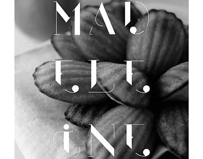 Typographie Madeleine