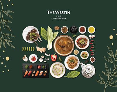 The Exotic Oriental Menu