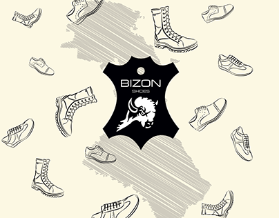 Logo and print for packing shoes