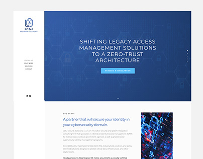 Security Company - Logo and Website