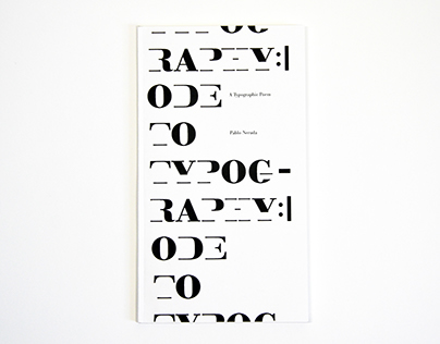 Ode to Typography