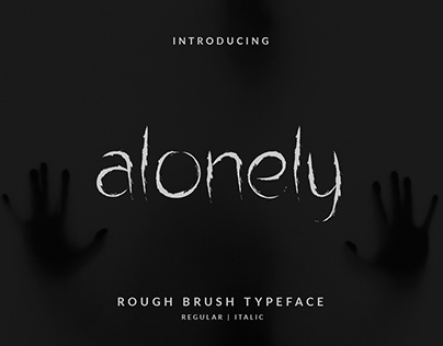 Alonely Font