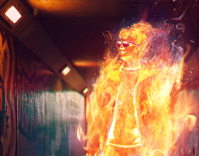 The Dude of Fire