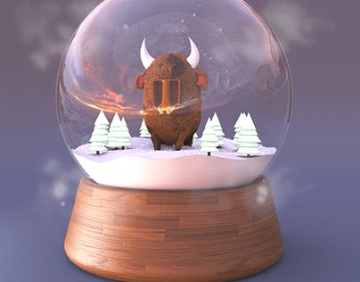 Snow Globe 2021