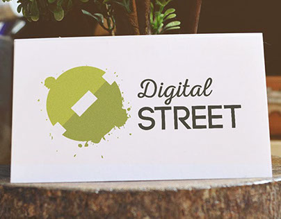 Digital Street - Logotype
