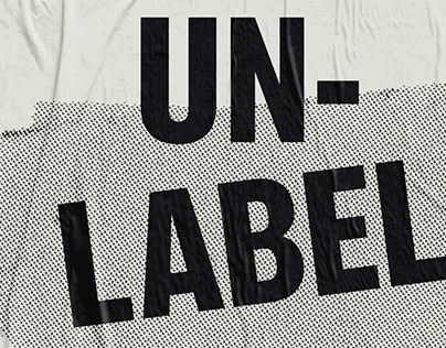 Un-label People ⁠— A Poster for Agitation