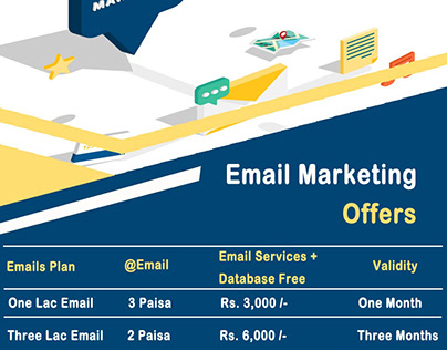 Email Marketing Offers