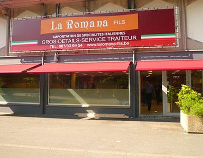 La Romana&fils - Nivelles BE