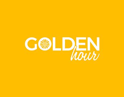 Golden Hour brand design