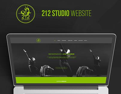 212 Studio | Branding and Website
