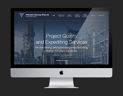 Petrotech Services New Website