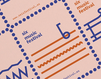Six music festival