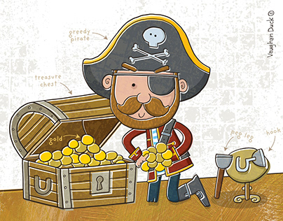The Greedy Pirate