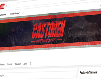 Castoreh and Banner Design