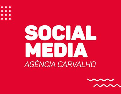 Social Media - Agência Carvalho