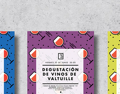 RUTA DEL VINO graphic design and art direction