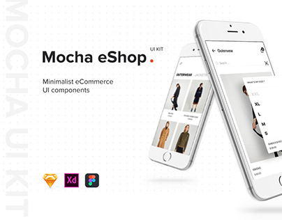 eShop Mobile UI Kit
