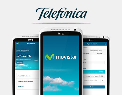 Movistar Argentina - UX Strategy and Design