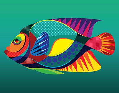 Endangered Tropical Fish.