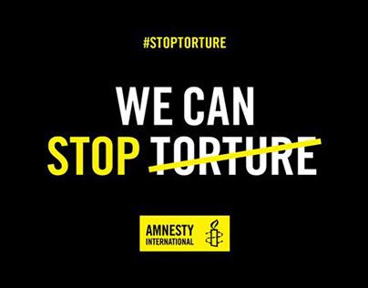 Amnesty   #StopTorture