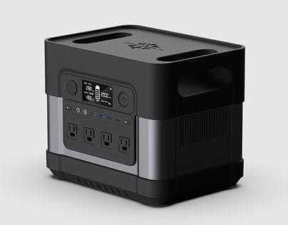 ZERO BREEZE-ElecHive Portable Power Station