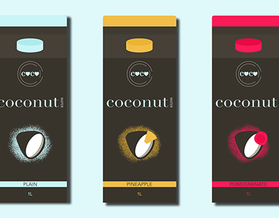 Packaging for coconut water