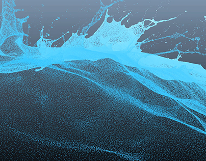 Realflow Sculpted Splashes