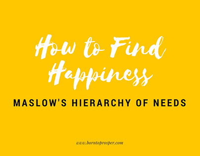 How to Find Happiness | Shane Krider