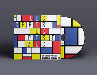 REDESIGN - Capa de disco Los Sebosos Postizos