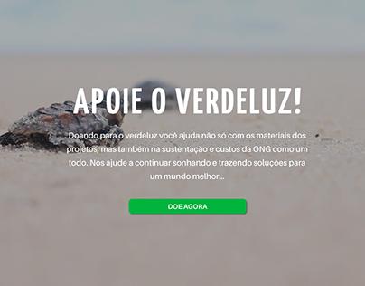 Site ONG Verdeluz