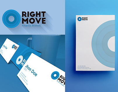 Right Move - Brand Identity