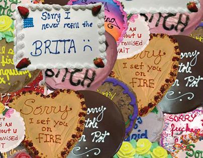 Apology Cake Archival