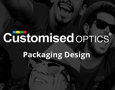 Customised Optics Packaging Design