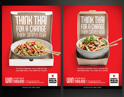 Simply Asia - Think Thai for a Change