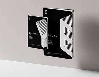 Oxygen - Brand identity