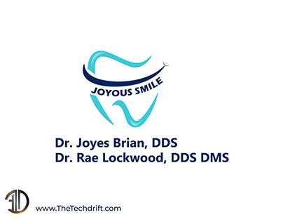 Joyous Smile - Dentist Logo