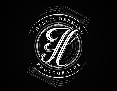Charles Hermand - Logotype