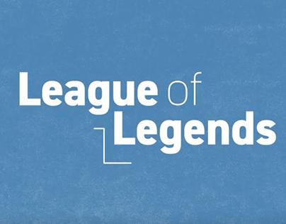 League of Legends Explanation Motion Graphic