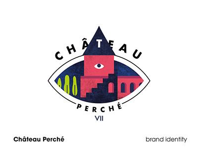 Branding   Château Perché Festival