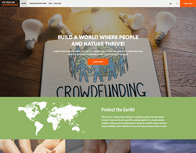 Fix Your Life Crowdfunding