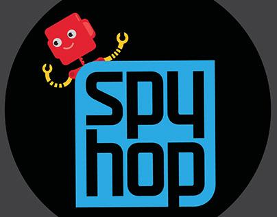Spyhop Stickers
