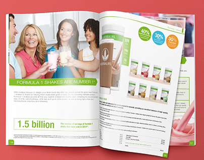 HERBALIFE. New Product Brochure 2015
