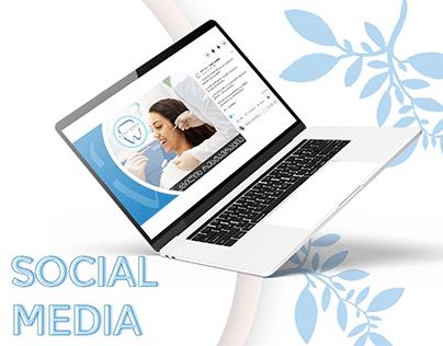 Dental Clinics - Social Media