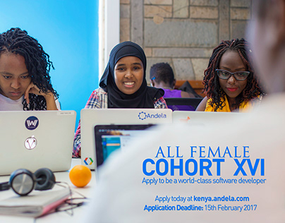 Andela All Female Cohort Application Callout