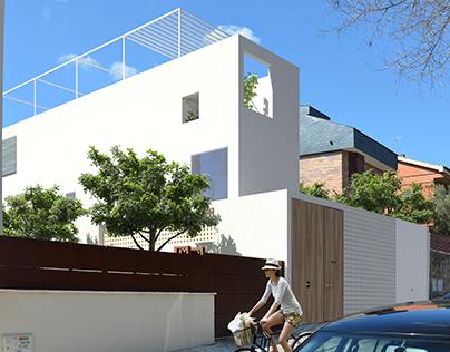 ANDROMEDA HOUSE