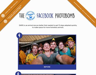 DARG Facebook photobomb